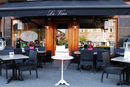 Restaurant La Vina - Amsterdam