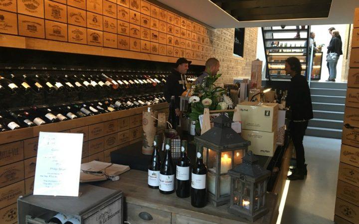 Goede wijn kopen in Rotterdam - Wijn aan de kade