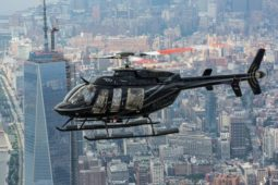 helikoptervlucht NY