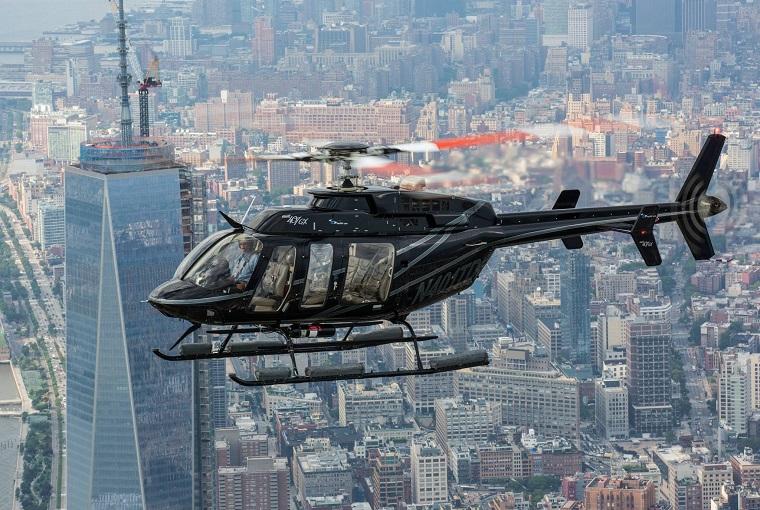 Helikoptervlucht New York: te duur of de moeite waard?