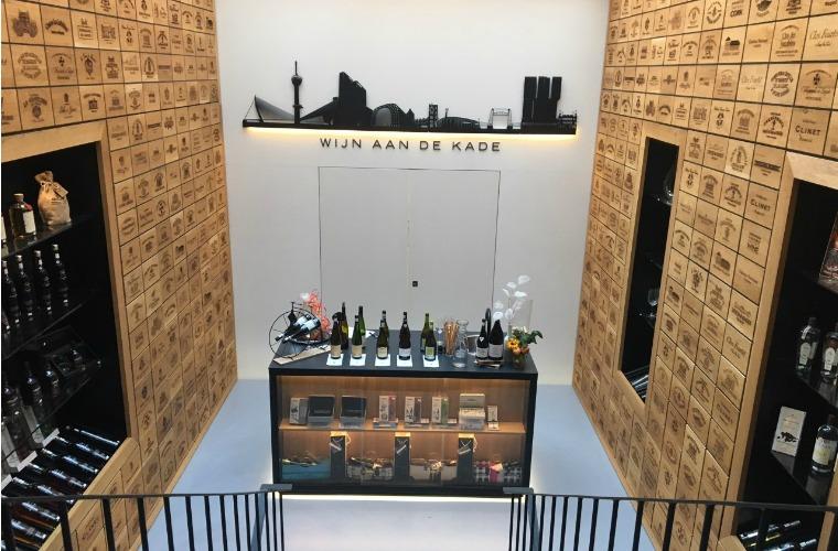 wijnwinkels Rotterdam
